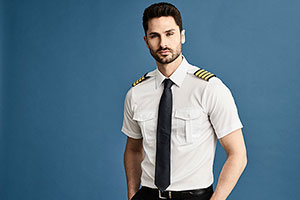 Pilots shirts for men