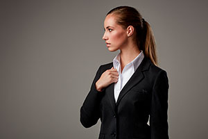 Uniform jackets for women