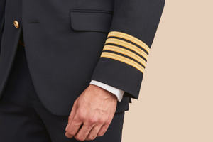 Uniform jackets and pilot jackets for men