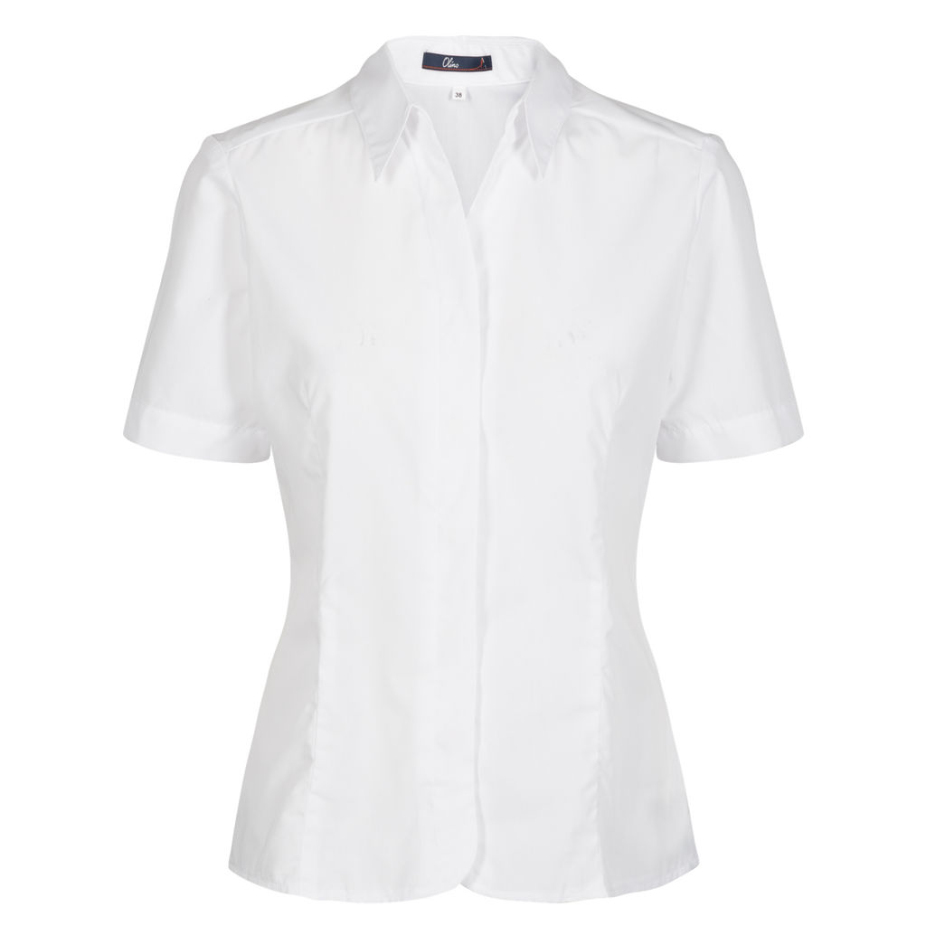 974020_female white short-sleeved shirt.png