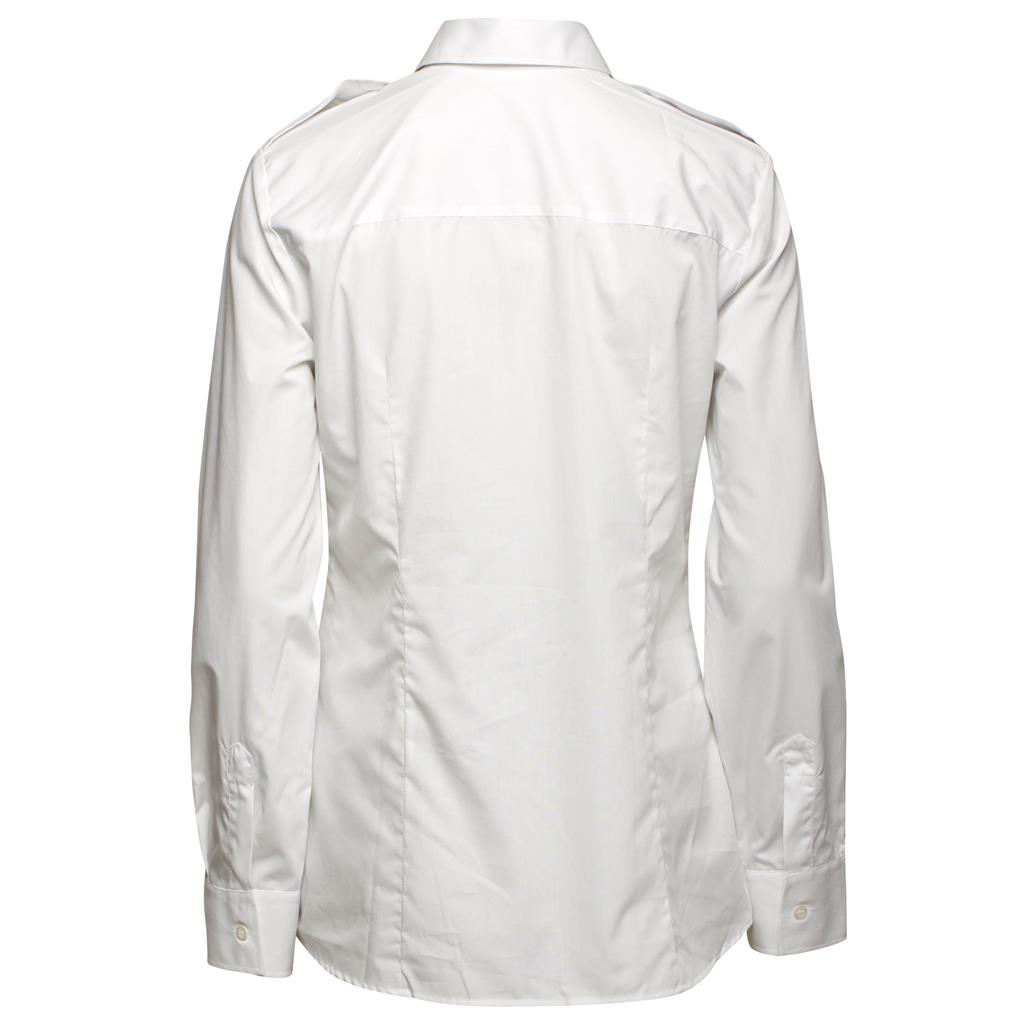 974023_Long-sleeved white female pilot shirt.jpg