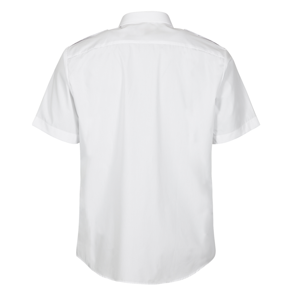 974064_Pilot shirt white with short sleeve.png