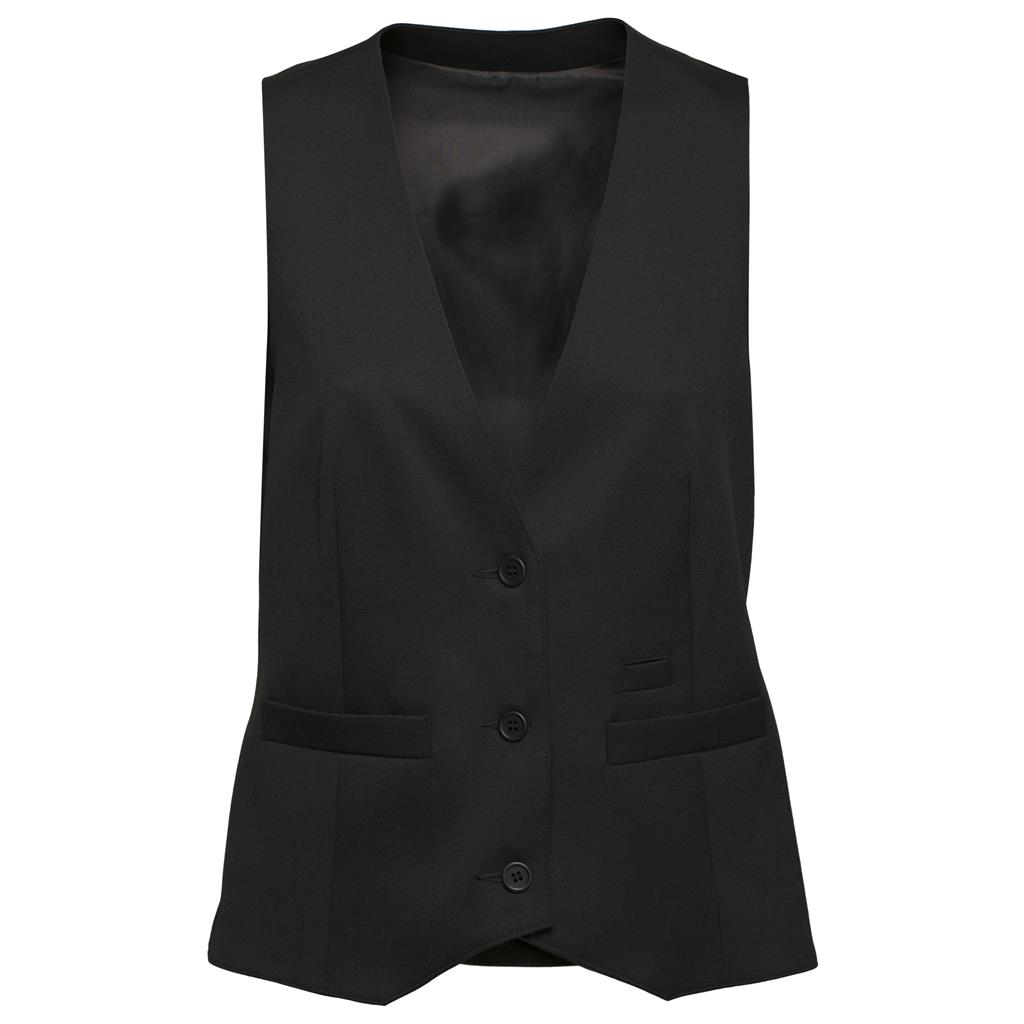 978001_Womens black uniform waistcoat.jpg