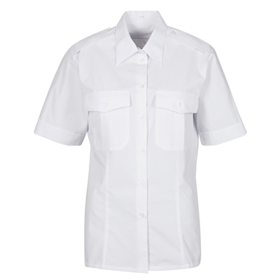 974070_Short-sleeved uniform shirt for women.png