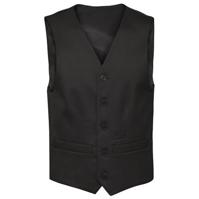 978002_Mens uniform waistcoat in black.jpg